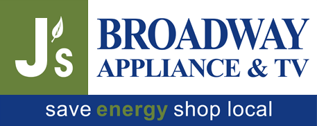 J's Broadway Appliance & TV Logo